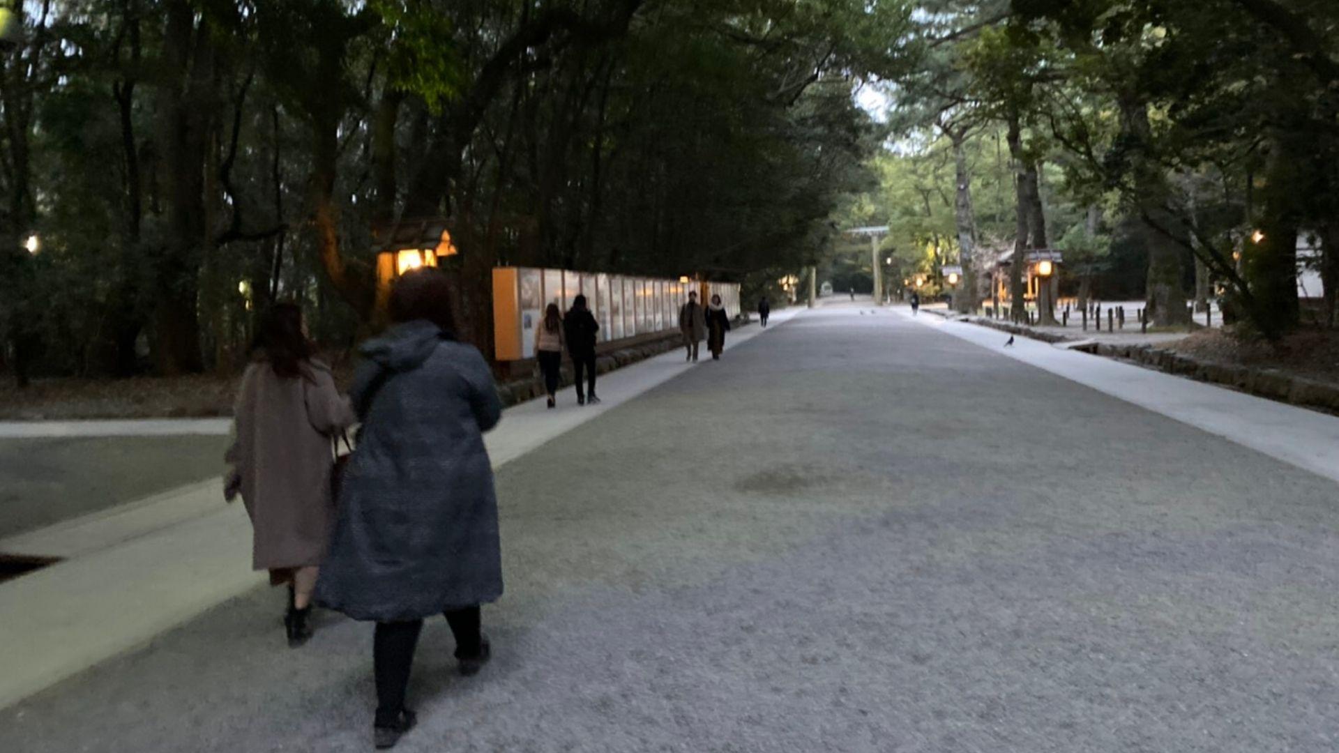 えびすさんのある熱田神社参拝