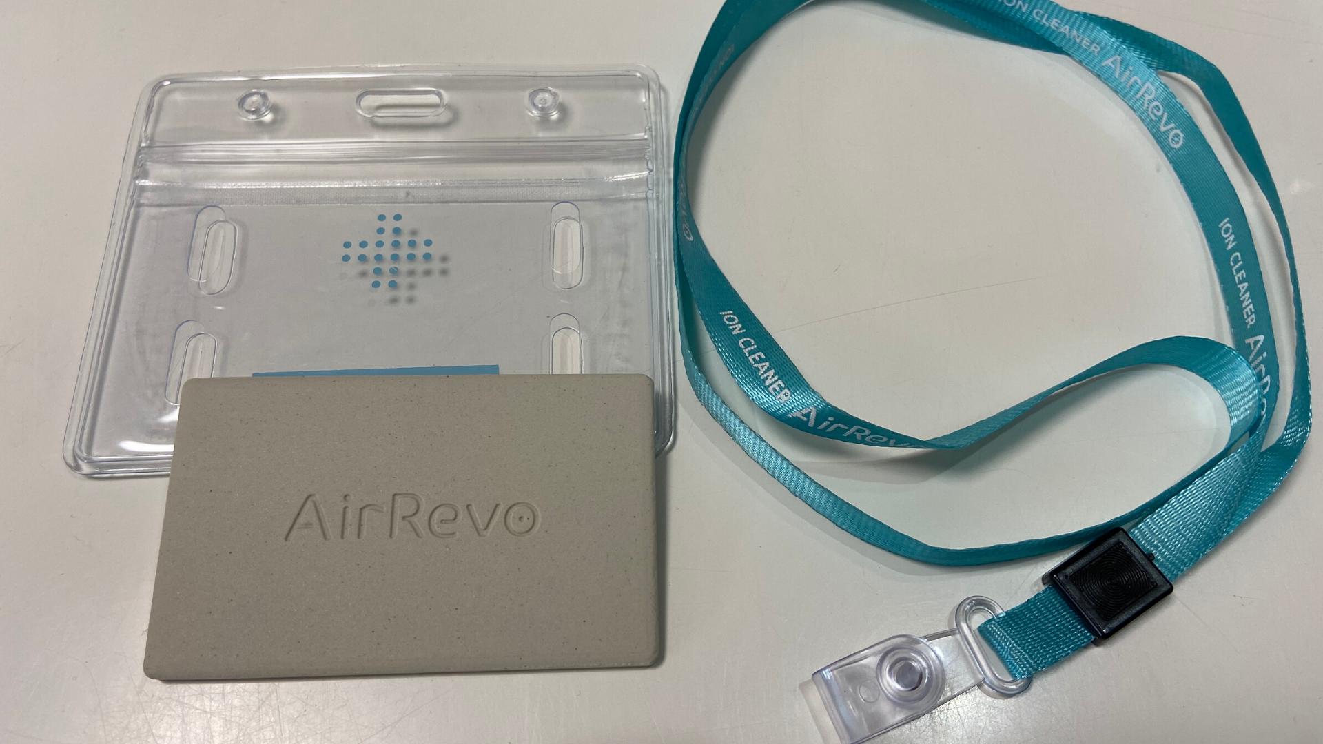 Air Revoセラミックカード